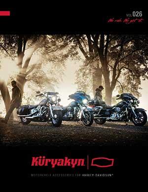 Kuryakyn Accessori Harley Davidson
