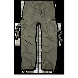 CARGO PANTS M-65 VINTAGE OLIVE GREY