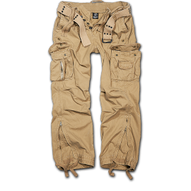 CARGO PANTS ROYAL VINTAGE BEIGE
