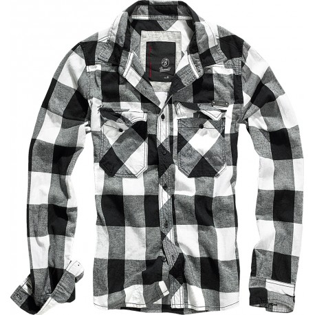 CAMICIA ESCAPE FLANNEL