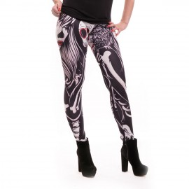 CROW GIRL LEGGINGS