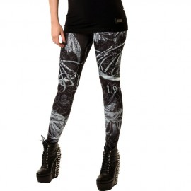 LEGGINGS DEATH GOD