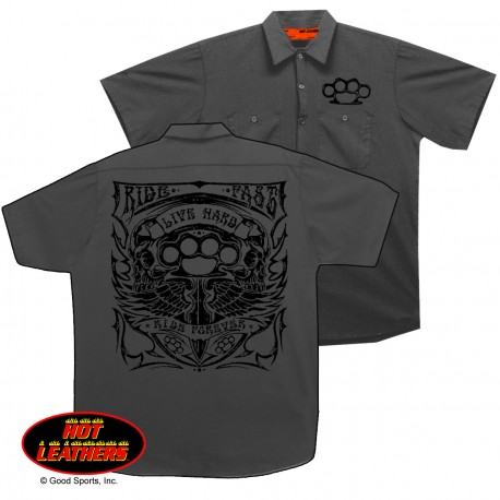 WORKSHIRT BRASS KNUCKLE