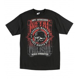T-SHIRT WEST BLACK