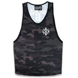 MAN TANK TOP FREERIDE CAMO