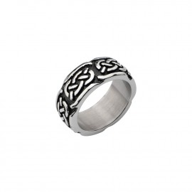 ANELLO UOMO CELTIC DESIGN