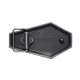FIBBIA COFFIN BUCKLE