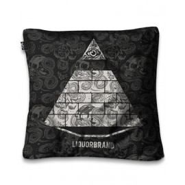 PYRAMID VIPERS PILLOW COVER