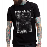 T-SHIRT DEAD OR ALIVE