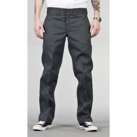 PANTALONI 873 SLIM FIT GRIGIO CHARCOAL
