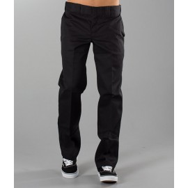 PANTALONI 873 SLIM FIT NERO