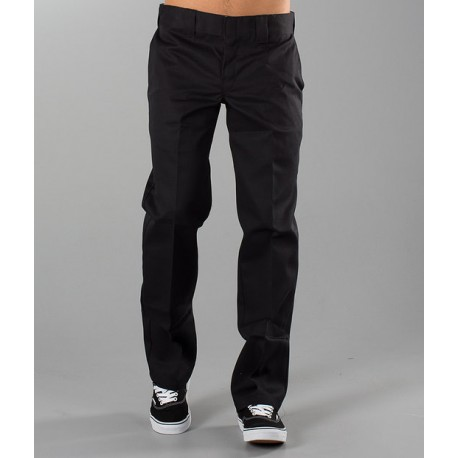 PANTALONI 873 SLIM FIT BLACK