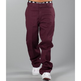 PANTALONI 874 REGULAR FIT VIOLA