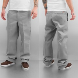 PANTALONI 874 REGULAR FIT GRIGIO SILVER