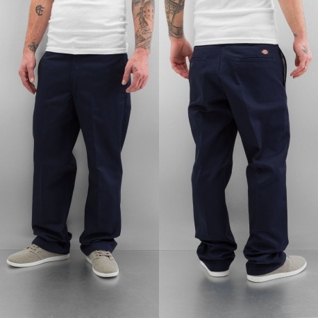 PANTALONI 874 REGULAR FIT DARK NAVY