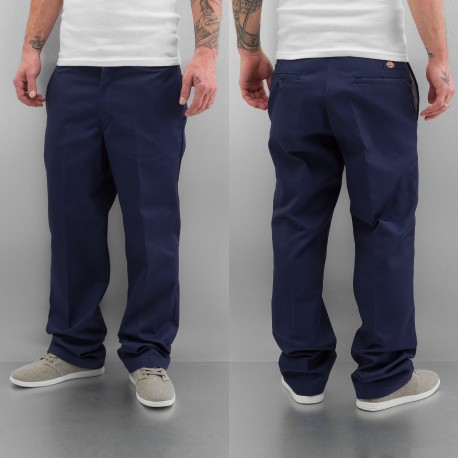 PANTALONI 874 REGULAR FIT NAVY