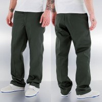 874 PANTS REGULAR FIT OLIVE GREEN