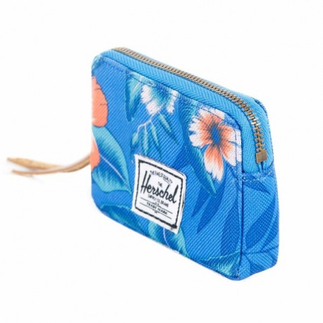 OXFORD POUCH PARADISE BLUE MINI WALLET