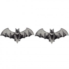 ORECCHINI BLACK BATS
