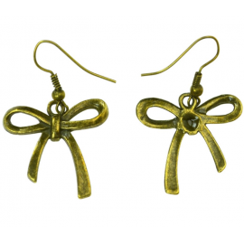 VINTAGE BOWS EARRINGS