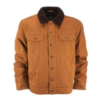 GLENSIDE DUCK BROWN JACKET
