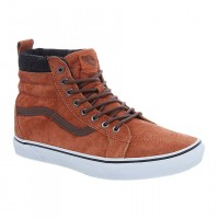SK8-HI MTE BROWN TWEED