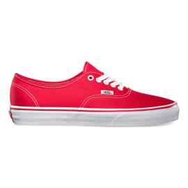 AUTHENTIC LO PRO RED & WHITE