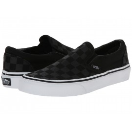 SLIP ON SCACCHI BLACK CHECKBOARD