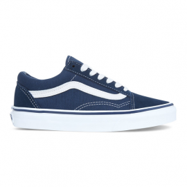 OLD SKOOL SUEDE DRESS BLUE