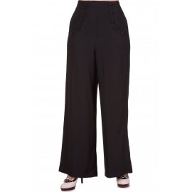 FULL MOON HIGH WAIST TROUSERS