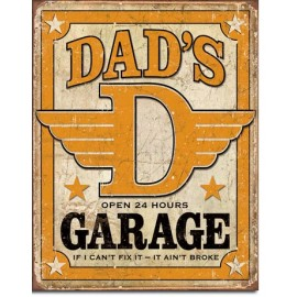 TARGA DAD'S GARAGE