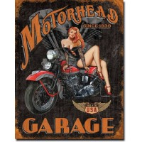 TARGA MOTORHEAD GARAGE