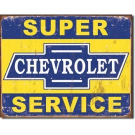 TARGA SUPER CHEVY SERVICE
