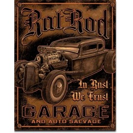 TARGA RAT ROD GARAGE