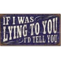 TARGA IF I WAS LYING