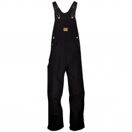 OVERALL BEN DAVIS BLACK DENIM