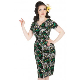 VERITY DRESS DEEP FOREST