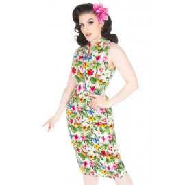 ANNIE SUMMER FLORAL DRESS