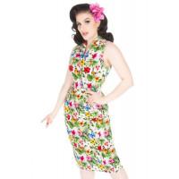 ANNIE SUMMER FLORAL DRESS