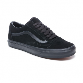 OLD SKOOL SUEDE LEATHER BLACK/BLACK