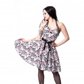 VILMA SKULL DRESS