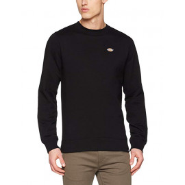 SEABROOK BLACK SWEATSHIRT
