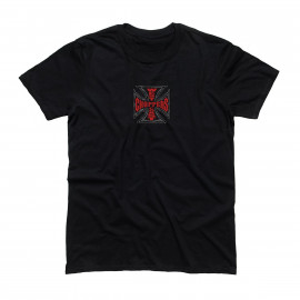 T-SHIRT ORIGINAL CROSS BLK