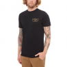 T-SHIRT VANS FULL PATCH BACK NERA