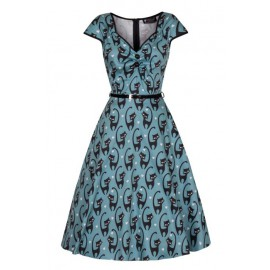 ISABELLA DRESS - FANTASTIC CAT