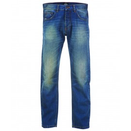 PANTALONI MICHIGAN MID BLUE DENIM