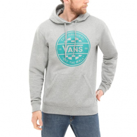 CHECKER CO. PULLOVER HOODIE