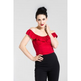 TOP RIO RED