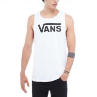VANS CLASSIC TANK WHITE/BLACK