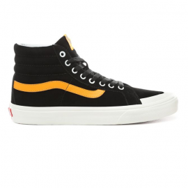 SK8-HI REISSUE 138 SHOES BLACK/ZINNIA